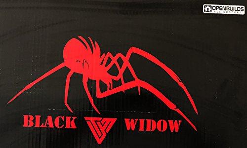 TEVO Black Widow 3D Printer Prusa i3 Variant w/Huge Print Size & Aluminum Frame