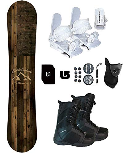 145 snowboard package - 5