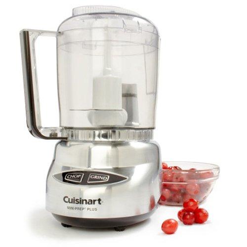 Cuisinart 4-Cup Mini-Prep Plus Food Processor DLC-4CHB