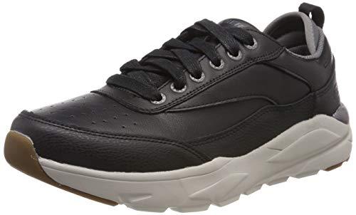 Skechers VERRADO-Corden, Zapatillas para Hombre, Negro (Black Black), 42 EU