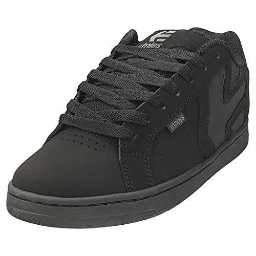 Etnies ETNAB Herren Fader 2 Skateboardschuhe, (004-Black/Black/Black 004), 45 EU