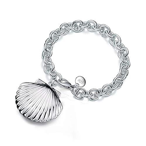 LQH Armbänder 925 Sterling Silber Großhandelspreis Frauen Armband Foto Medaillon Schmuck Typ Für Frauen Beste Geburtstag Armband
