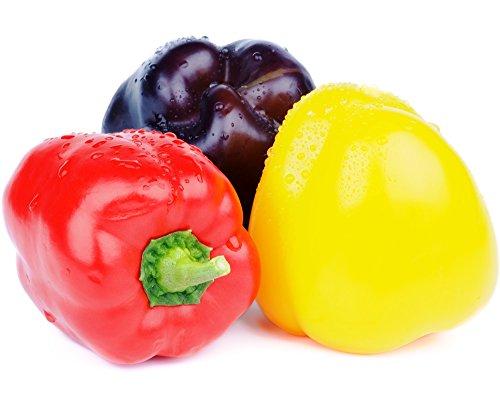 Semi misti di peperone dolce - Capsicum annuum - 65 semi - 65 semi