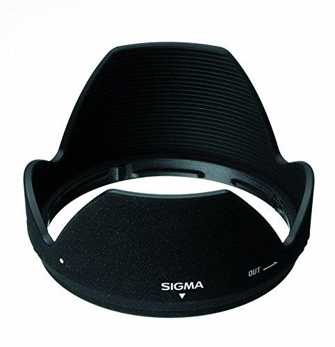 Sigma LH780-04 - Parasol para objetivos 17-70mm f/2.8 DC  EX M OS , 18-200 DC OS negro