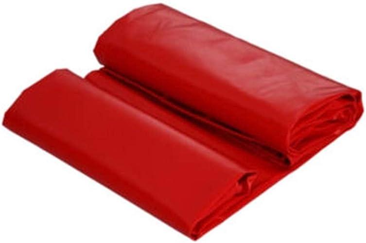 FSBFF Tissu imperméable à l'eau Rouge imperméable à l'eau crème Solaire