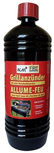KM Firemaker 1000 ml Grillanzünder flüssig, Art. 306 (12)