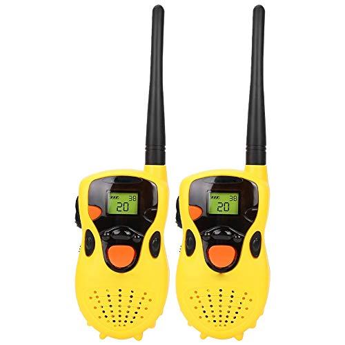VGEBY1 2 Piezas walkie talkies niños, Mini