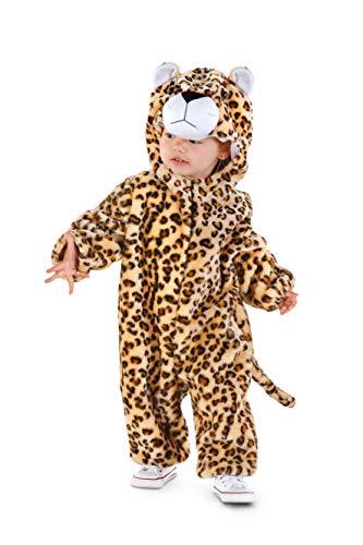 Rubies Disfraz Leopardo, color marrn, t (S8434-T)