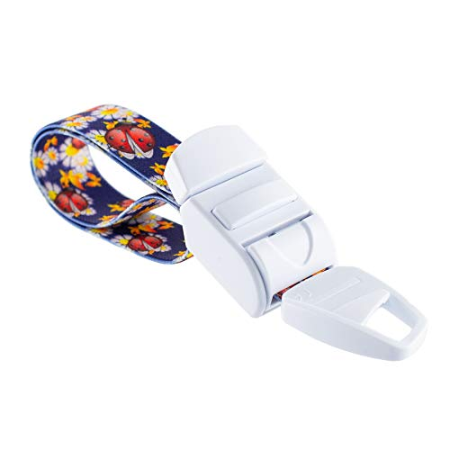 Rolseley Medical Tourniquet, Marienkäfer-Muster, mit ABS-Kunststoffschnalle, latexfrei, elastisches Band, perfekt für Ärzte, Krankenschwestern, Studenten und Sanitäter