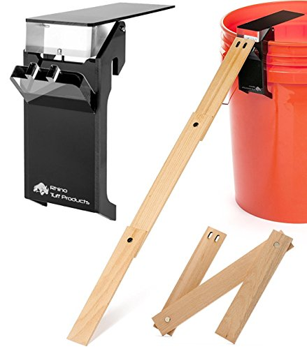 Rhino Tuff Products - Walk The Plank Mouse Trap, Humane Mouse Trap, Mouse Traps That Work - Ramp...