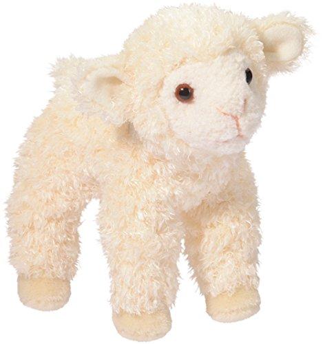 Cuddle Toys 1510 Little Bit LAMB Lamm Schaf weiß Kuscheltier Plüschtier Stofftier Plüsch Spielzeug