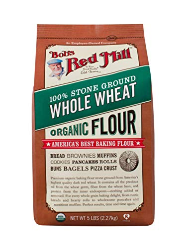 Bob's Organic Whole Wheat Flour