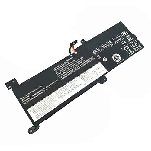 Amsahr L17L2PF1-02 - Batería de reemplazo para Lenovo L17L2PF1, IdeaPad 330-14IKB, IdeaPad 330-15IKB, 330-15IKB Touch, Color Gris