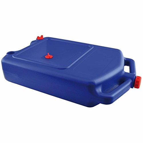 Bac collecteur pour Huile & Liquide de Refroidissement – 8 L