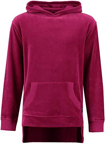 Garcia Mädchen Kapuzen Sweater U82468, Rot (red Plum 2776)-164