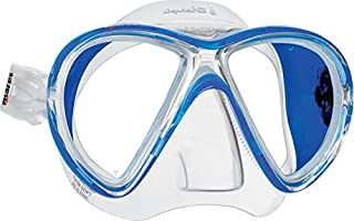 Mares Mask X-VU Liquid Skin Diving Googles - Blue/BL by Mares