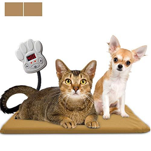 ペット用ホットカーペット ペット用ヒーターマット猫犬マット 犬 ホットカーペット 犬猫 ヒーターマット ね...