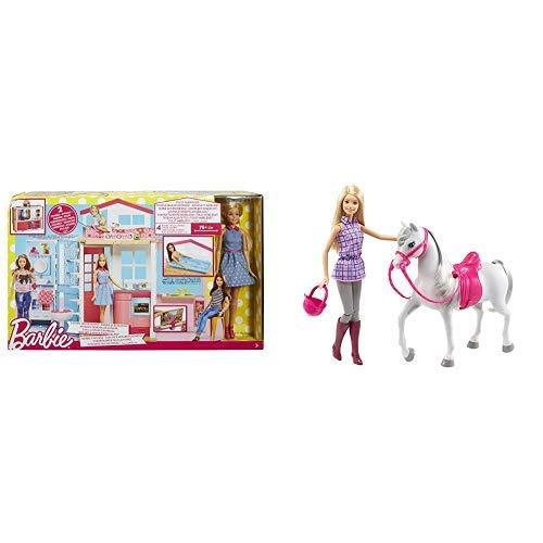 Barbie - Häuser für Modepuppen