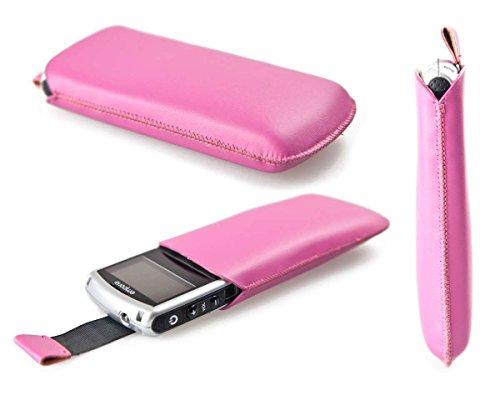 caseroxx Slide-Etui für Emporia Talk Comfort, Tasche (Slide-Etui in pink)