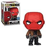 Funko Pop Heroes : DC Batman Jason Todd - Red Hood Figure Gift Vinyl 3.75inch for Heros Movie Fans S...