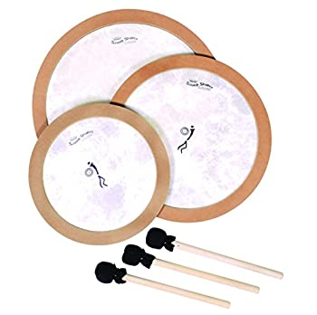 Christine Stevens Healing Drum Kit 3-Pack Boxed