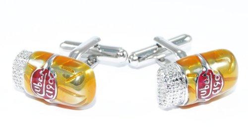 Gemelolandia - Gemelo puro habano, color acero y dorado