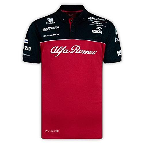 Master Lap Polo Alfa Romeo Racing Kimi Raikkonen XXL
