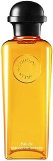 Hermes Mandarine Ambree Eau de Cologne Spray for Unisex, 3.3 Ounce
