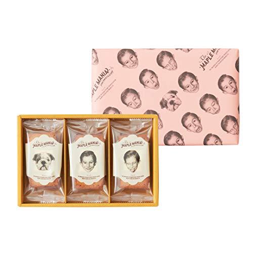 ザ・メープルマニア メープルフィナンシェ6個入 焼菓子 お土産 個包装 バレンタイン