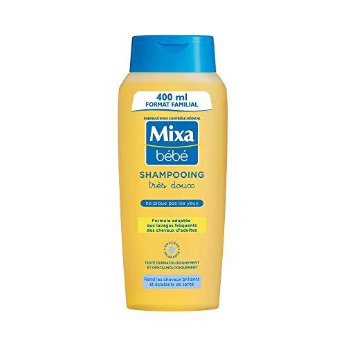 Mixa Bébé Shampoing Très Doux 400 ml