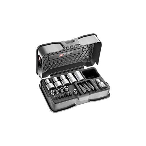 Facom RSX.19BPB - Estuche de llaves y puntas Torx: Amazon.es: Bricolaje y herramientas