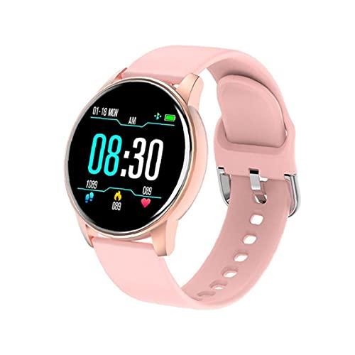 Smart Watch Band Tracker Watch Smart ShistWatch ZL01 Smart Sport Pulsera Actividad Tracker Rastro Heart Rate Watchfor Hombres Mujeres Rosa Herramientas gratis