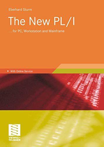 The New PL/I: ... for PC, Workstation and Mainframe (English Edition)