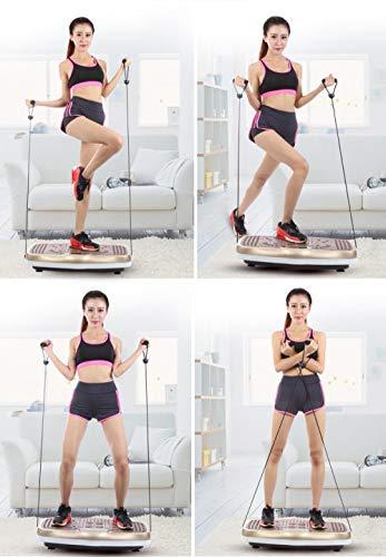 Topashe Vibration Plate Machine,Fat lifting machine, mini body shaping machine,Ultra Slim Vibration Plate