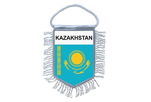 Akachafactory Wimpel Mini Flagge Fahne flaggen miniflagge kasachstan