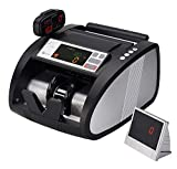 GStar Money Counter with UV/MG/IR/MT/DD Counterfeit Bill Detection Plus External Display and 1 Year Warranty - American Brand & American Sellers (Elite)