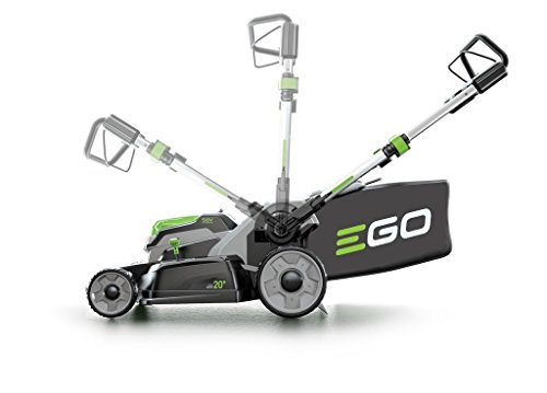 EGO Power+ LM2000-S 20-Inch 56-Volt Lithium-Ion Cordless Walk Behind Lawn Mower (Battery and Charger Not Included)