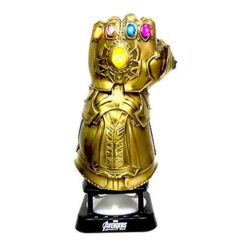 Marvel Studios Avengers 3 Infinity Thanos Guantelete Mini Altavoz Bluetooth CAMINO