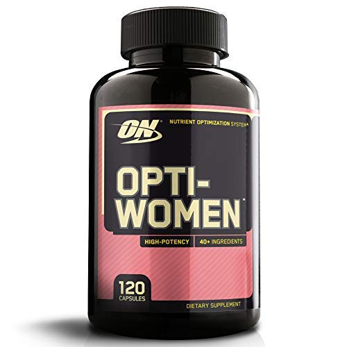 Optimum Nutrition Opti-Women, Damen Multivitamin, 120 Kapseln