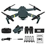 WiFi FPV Drone 4K con Telecamera grandangolare HD 1080P Camera Hight Hold Mode Braccio Pieghevole RC...