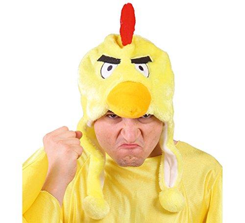 Gorro de Pollito amarillo