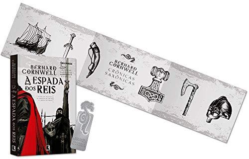 A Espada dos Reis (Volume 12 Crônicas Saxônicas) – Acompanha Pôster e Marcador Metálico