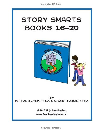 Story Smarts Books 16-20: Story Smarts is the key to reading comprehension success.
