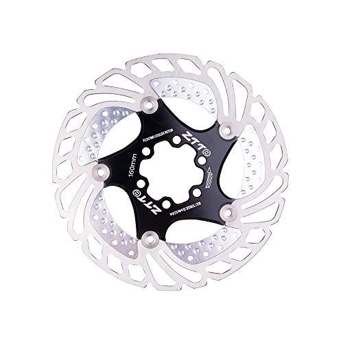 Tickas MTB DH Bicicleta Freno de Disco Refrigeración Rotor Flotante 203 mm...