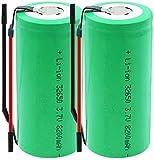 32650 3.7V 8200Mah Batería De Litio Recargable Li-Ion 5C Descarga para Linterna De Energía De Emergencia 2 Piezas
