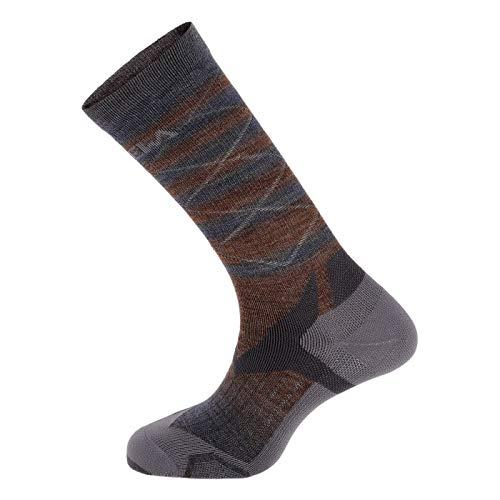 Salewa Trek Balance VP SK Socken, Fade Blue/Grey, 44-46