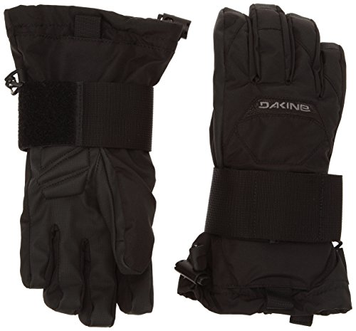 Dakine Kinder Handschuhe Wristguard Junior Gloves, Black, M