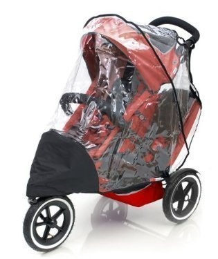 Baby Travel - Phil And Teds Sport Double Pluieprotection