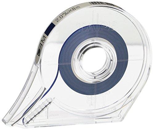 アイシー マットテープ ディープブルー 2.0mm