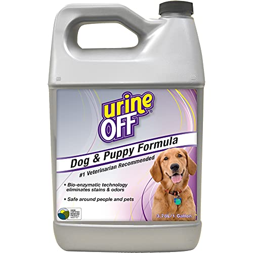 Urine Off pour Chien et Chiot Recharge, 3,78 litres - Fabriqué aux Etats-Unis